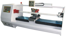 Single Shaft Automatic Cutting Machine
