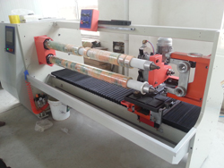 Double Shaft Automatic Cutting Machine